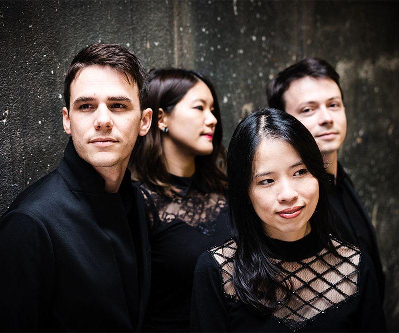 Quatuor Hermès & Natacha Kudritskaya